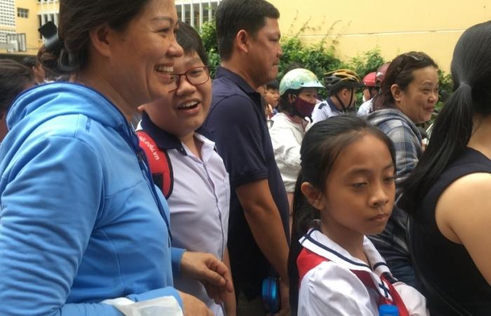 Gần 4.000 hồ sơ dự tuyển vào lớp 6 Trường THPT chuyên Trần Đại Nghĩa