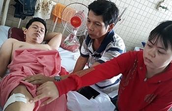 Bệnh viện Chợ Rẫy đình chỉ nhân viên y tế khoan nhầm cẳng chân bệnh nhân