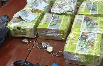 Triệt phá đường dây vận chuyển 10kg ma túy đá từ Campuchia về Việt Nam