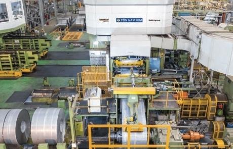 Bình Dương: Nhiều tín hiệu tích cực trong sản xuất công nghiệp