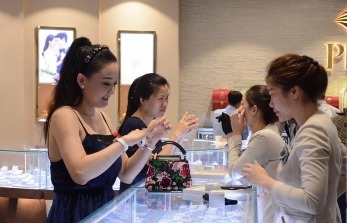 Doanh thu bán lẻ PNJ tăng trưởng 18,2%