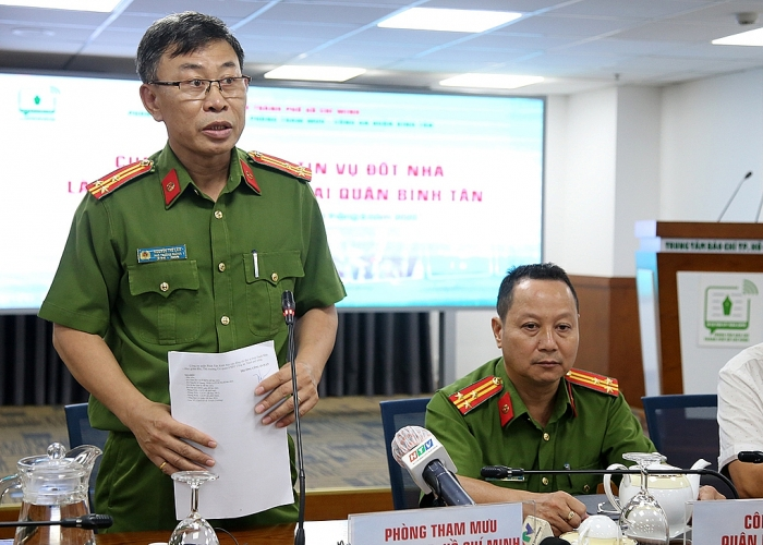 Công an TPHCM khởi tố vụ án đốt nhà trọ làm 3 người chết thảm ở quận Bình Tân
