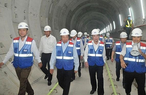 Phó Thủ tướng Phạm Bình Minh chỉ đạo gỡ vướng cho dự án metro số 1