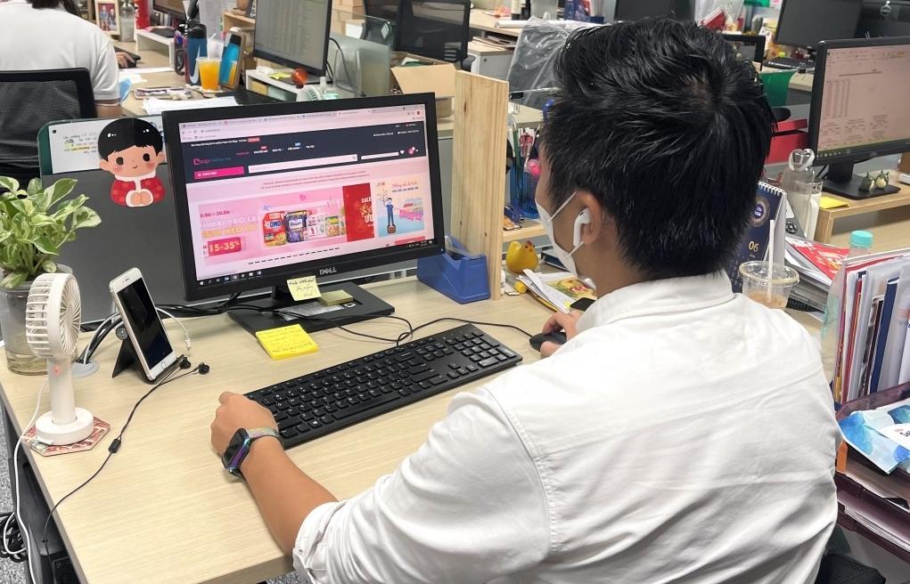 Saigon Co.op đưa thêm 7.000 sản phẩm nhu yếu phục vụ mua sắm online