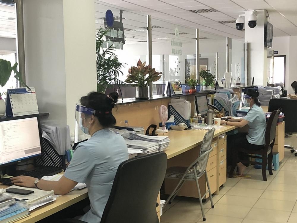 Hoạt động nghiệp vụ tại Chi cục HQ Thủ Dầu Một, Bình Dương.