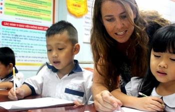 TPHCM: 70% giáo viên tiếng Anh trình độ đạt chuẩn quốc tế
