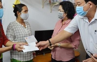 TPHCM: Khoảng 500.000 người được hỗ trợ khó khăn do ảnh hưởng dịch Covid-19