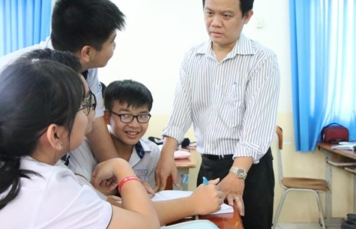 Khoảng 75.000 thí sinh TPHCM tham dự kỳ thi tốt nghiệp THPT