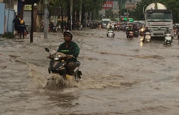TPHCM bàn giải pháp giải quyết dứt điểm tình trạng ngập nước