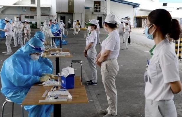 Công ty Nidec Sankyo tạm dừng hoạt động để phòng chống dịch