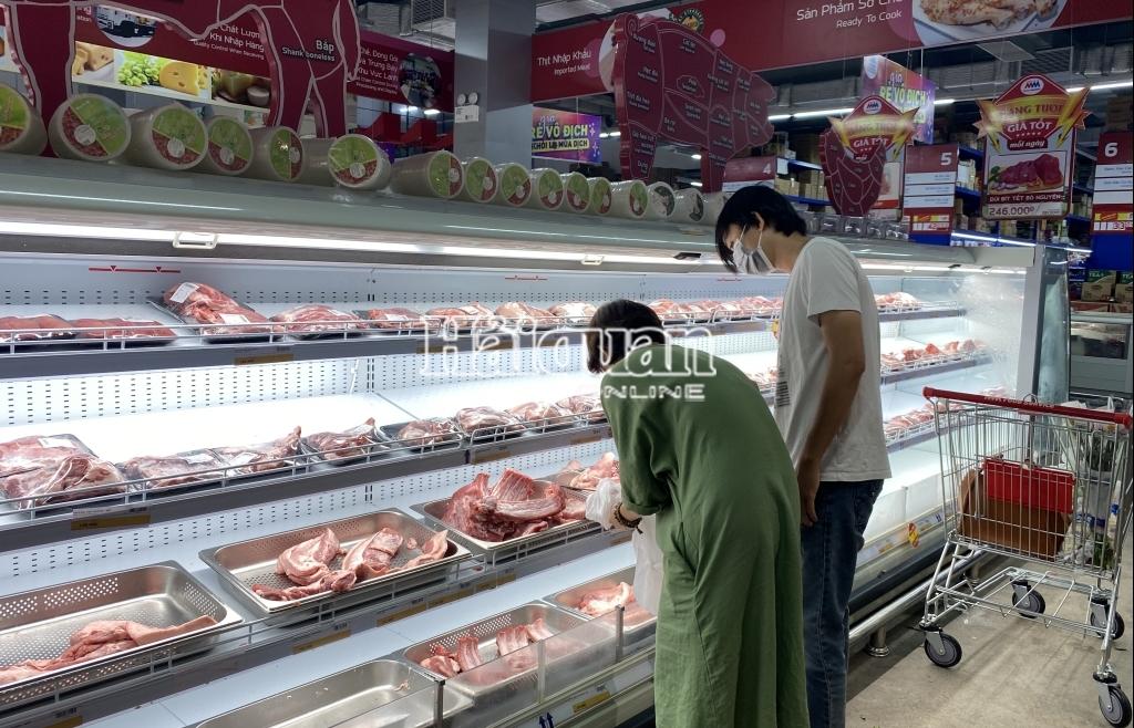 Sẵn sàng 2 phương án cung ứng lương thực, thực phẩm cho TPHCM