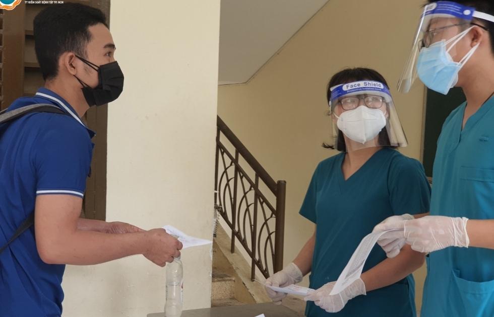 TPHCM thêm 2.226 bệnh nhân Covid-19 xuất viện