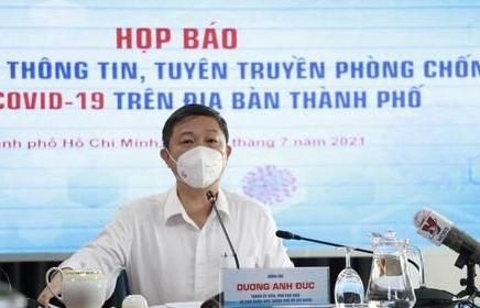 TPHCM thông tin về việc cho Vingroup mượn 5.000 liều vắc xin