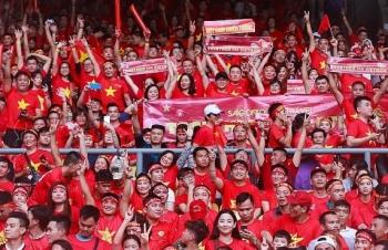 Saigontourist tặng vé cho du khách cổ vũ đội tuyển Việt Nam tại Vòng loại World Cup 2022