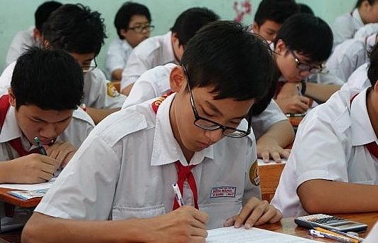 TPHCM không tổ chức xếp lớp theo trình độ học sinh