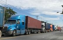 tphcm dam bao an toan voi viec luu thong cua xe container
