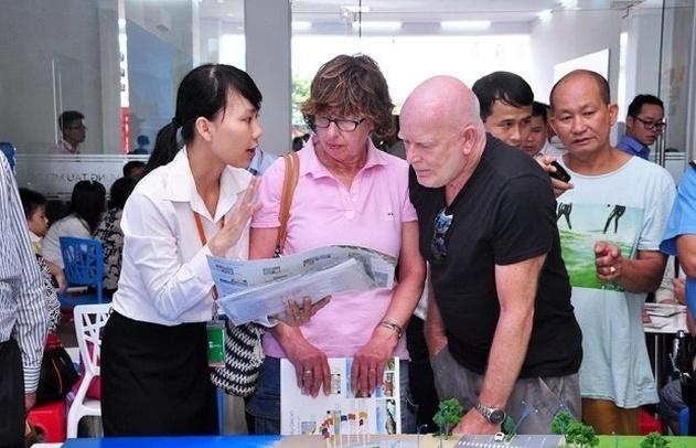 Không có làn sóng người nước ngoài ồ ạt mua nhà tại Việt Nam