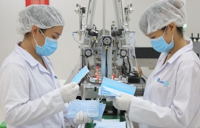 Du lịch Việt và Ecom Net khuyến mãi khẩu trang y tế chất lượng chống dịch Covid-19