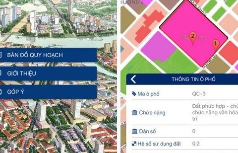 TPHCM ứng dụng công nghệ trong quản lý đất đai