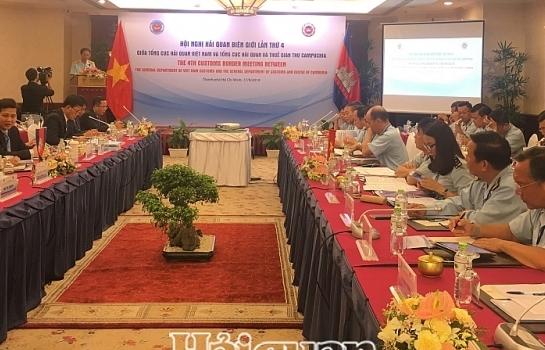 Thúc đẩy hợp tác Hải quan Việt Nam – Campuchia