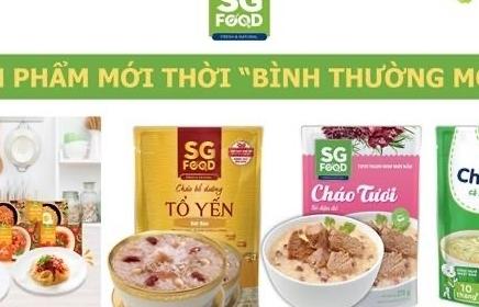 Sài Gòn Food sáng tạo nhiều sản phẩm mới