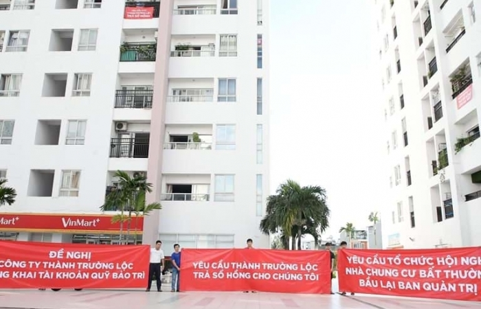 Tìm giải pháp hóa giải xung đột trong quản lý chung cư