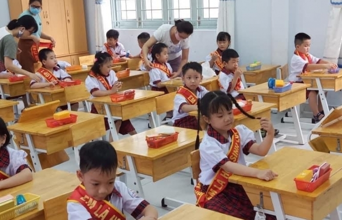 TPHCM quy định các khoản thu đầu năm học mới