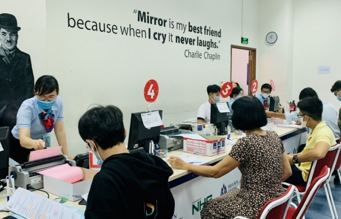 Đại học Hoa Sen tạo điều kiện cho thí sinh trúng tuyển khó khăn tài chính nhập học