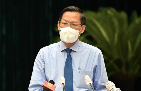 Ông Phan Văn Mãi làm Trưởng Ban chỉ đạo phòng, chống dịch Covid-19 TPHCM