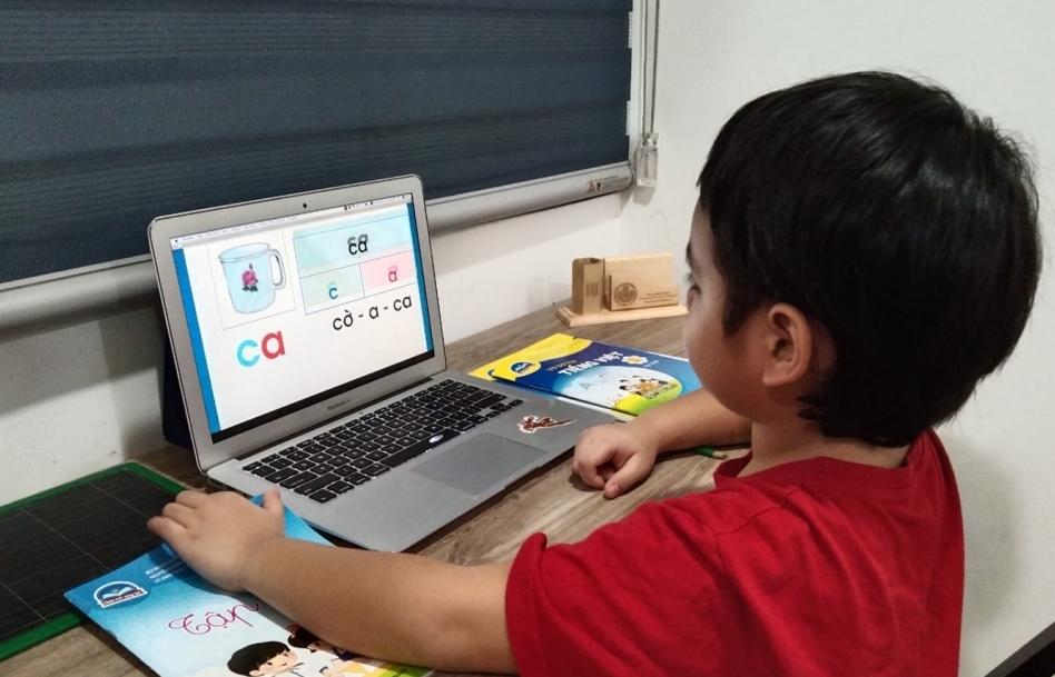 Hà Nội: Học sinh tiếp tục học trực tuyến trong thời gian tới