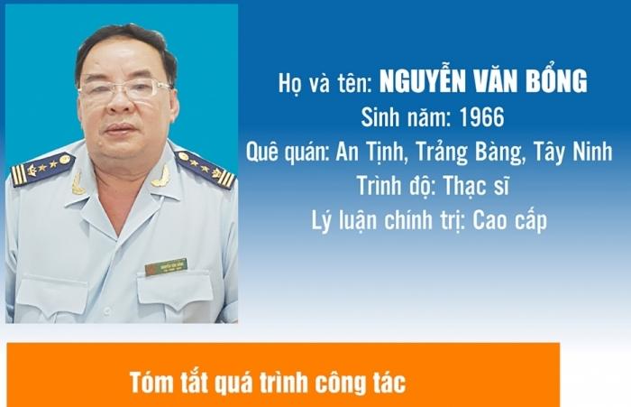 Infographics: Quá trình công tác của tân Cục trưởng Cục Hải quan Tây Ninh