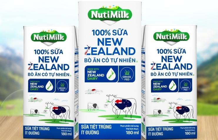 Nutifood giảm sâu giá sữa đến 50% tại Hà Nội