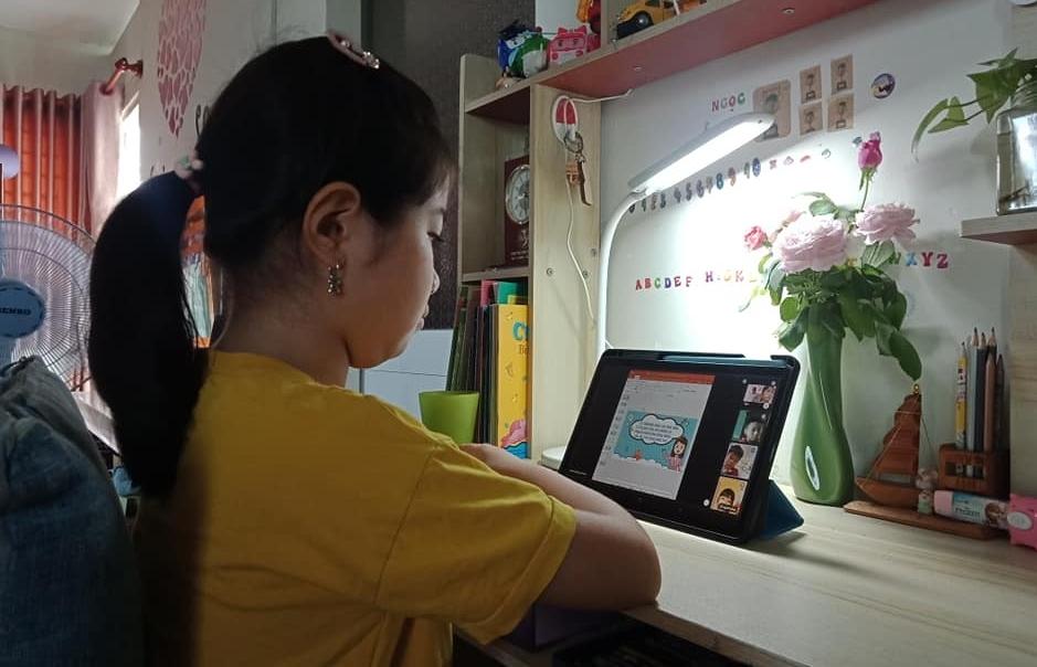 TPHCM còn khoảng 40.000 học sinh khó khăn trong triển khai học trực tuyến