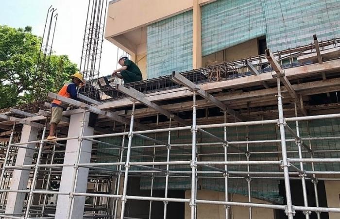 TPHCM xem xét cho công trình xây dựng hoạt động trở lại