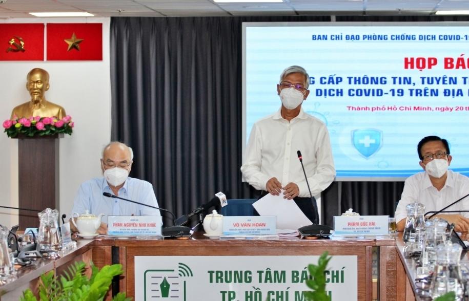 TPHCM công bố gói hỗ trợ khó khăn đợt 3 cho hơn 7,3 triệu người