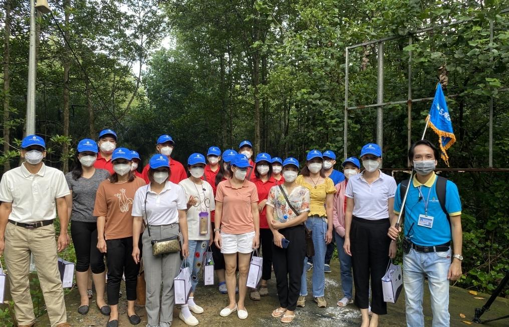 TPHCM tổ chức nhiều tour du lịch tri ân các y bác sỹ, lực lượng tuyến đầu chống dịch
