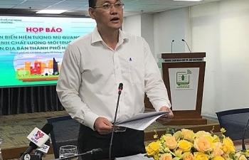 TPHCM chính thức thông tin đến báo chí về tình hình chất lượng môi trường