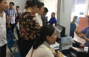 Ga Sài Gòn thêm 3 cửa bán vé tàu Tết 2020