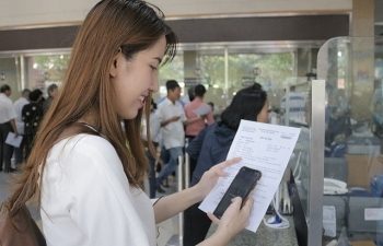 Đa dạng hóa các hình thức thanh toán viện phí không dùng tiền mặt