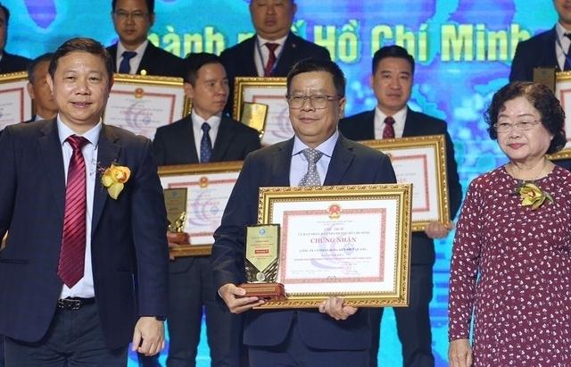 TPHCM tôn vinh doanh nghiệp, doanh nhân tiêu biểu năm 2020