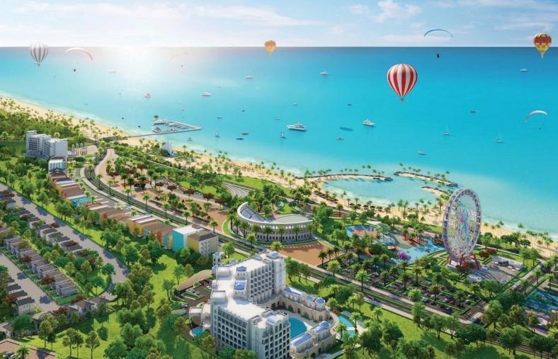Nhiều tiềm năng phát triển thị trường bất động sản biển