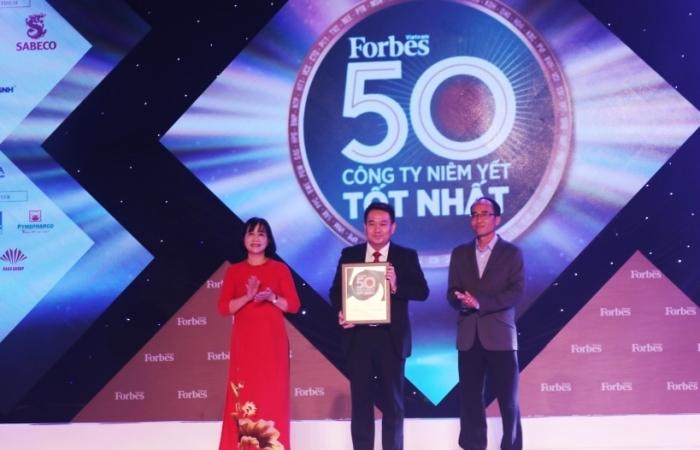 PNJ 6 lần liên tiếp lọt Top 50 công ty niêm yết tốt nhất Việt Nam