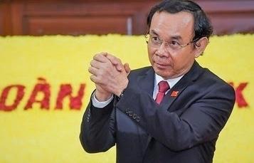 Ông Nguyễn Văn Nên đắc cử Bí thư TPHCM khoá XI
