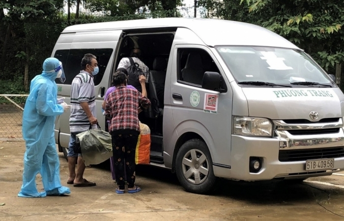 TPHCM ưu tiên đóng cửa sớm các bệnh viện dã chiến bố trí tại các trường học, ký túc xá