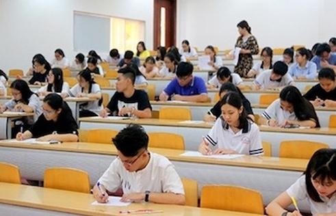 Thí sinh từ Quảng Ngãi trở ra sẽ không tham dự kỳ thi đánh giá năng lực của ĐH Quốc gia TPHCM