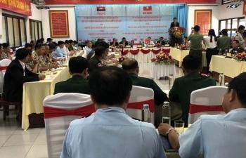Tây Ninh và Campuchia hợp tác phòng, chống và kiểm soát ma túy qua biên giới