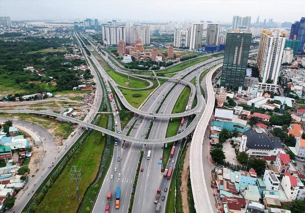 Nhiều tiềm năng phát triển cho thị trường bất động sản phía Đông TPHCM.
