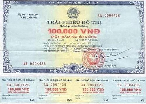 TPHCM đề xuất phát hành 2.000 tỷ đồng trái phiếu chính quyền địa phương năm 2020