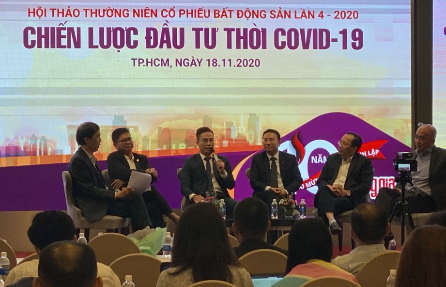 Hướng đi mới cho cổ phiếu bất động sản thời Covid-19