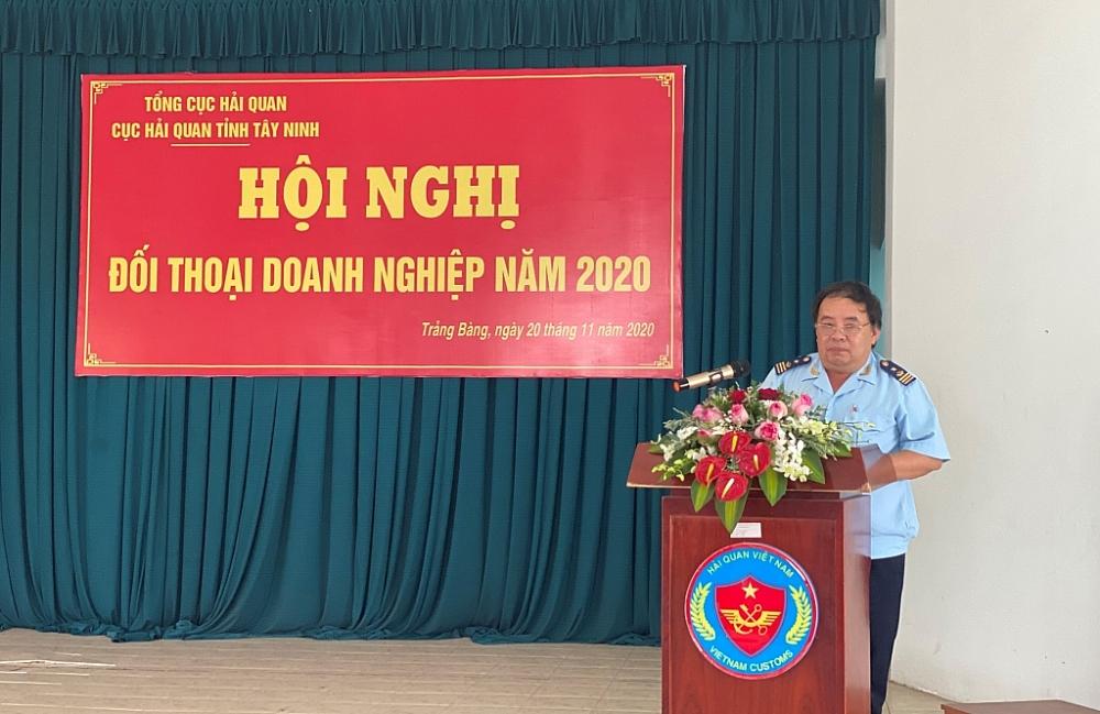 Hải quan Tây Ninh cảnh báo nhiều sai phạm, rủi ro cho doanh nghiệp trong thực hiện thủ tục hải quan